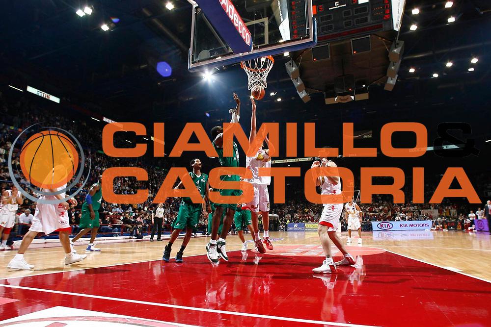DESCRIZIONE : Milano Lega A1 2006-07 Armani Jeans Milano Montepaschi Siena <br /> GIOCATORE : Gallinari <br /> SQUADRA : Armani Jeans Milano <br /> EVENTO : Campionato Lega A1 2006-2007 <br /> GARA : Armani Jeans Milano Montepaschi Siena <br /> DATA : 07/01/2007 <br /> CATEGORIA : Tiro <br /> SPORT : Pallacanestro <br /> AUTORE : Agenzia Ciamillo-Castoria/C.Scaccini <br /> Galleria : Lega Basket A1 2006-2007 <br />Fotonotizia : Milano Campionato Italiano Lega A1 2006-2007 Armani Jeans Milano Montepaschi Siena <br />Predefinita :