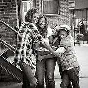 Michelle Betts Family 2017