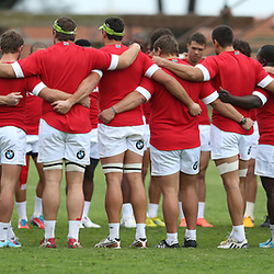 DURBAN, SOUTH AFRICA - JUNE 03:  Springboks during the Springboks training session at Northwood High School on June 03, 2013 in Durban, South Africa. (Photo by Steve Haag/Gallo Images)