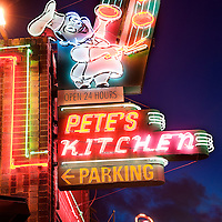 Vintage Neon and Other Signage