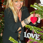 NLD/Hilversum/20151207- Sky Radio's Christmas Tree for Charity, Manuela Kemp