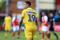 Jonson Clarke-Harris of Bristol Rovers looks on - Mandatory by-line: Matt McNulty/JMP - 27/04/2019 - FOOTBALL - Highbury Stadium - Fleetwood, England - Fleetwood Town v Bristol Rovers - Sky Bet League One