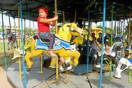 Merry go round in Ciro Redondo, Ciego de Avila, Cuba.