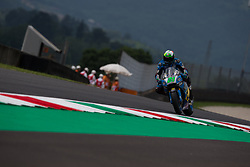 June 1, 2018 - Mugello, FI, Italy - Franco Morbidelli of EG 0,0 Marc VDS during the Free Practice 1 of the Oakley Grand Prix of Italy, at International  Circuit of Mugello, on June 01, 2018 in Mugello, Italy  (Credit Image: © Danilo Di Giovanni/NurPhoto via ZUMA Press)