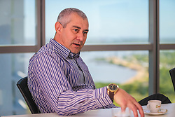 Ivan Novello, gerente de marketing do Sicredi. FOTO: Jefferson Bernardes/ Agência Preview