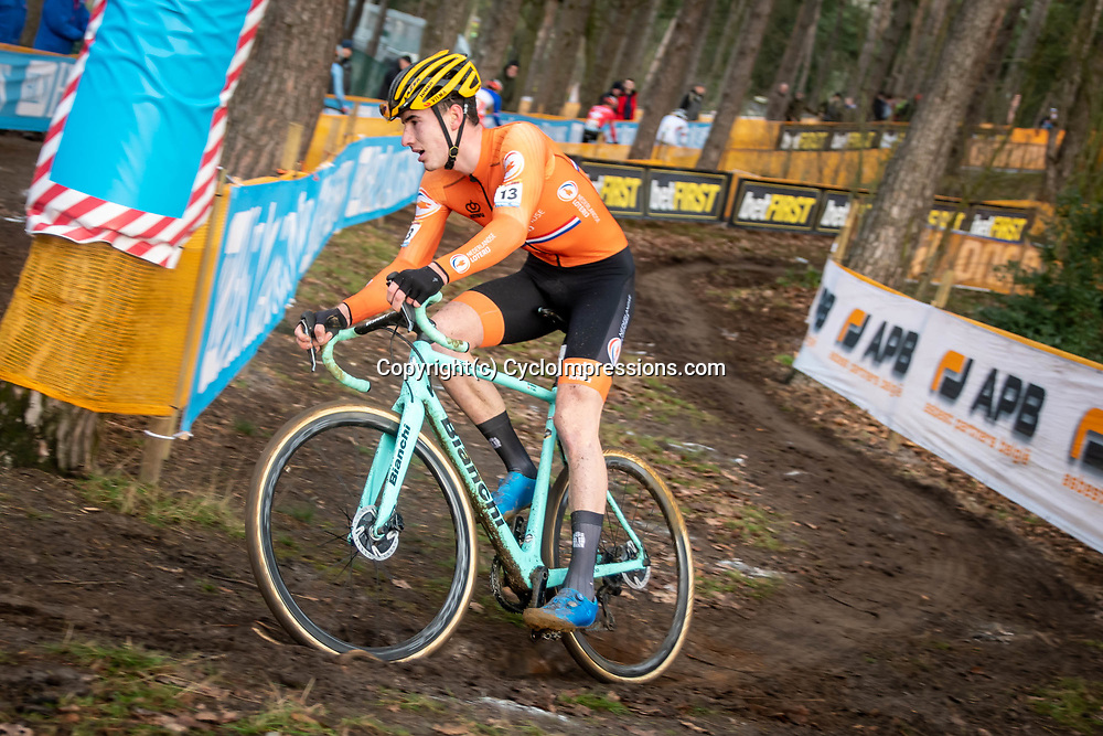 26-12-2019: Cycling: CX Worldcup: Heusden-Zolder