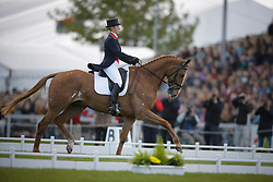 "Phillips Zara (GBR) - Toytown<br /> Granddauchter of Queen Elisabeth of England<br /> ""The Mitsubishi Motors Badminton Horse Trials""<br /> CCI**** Badminton 2009<br /> © Dirk Caremans"