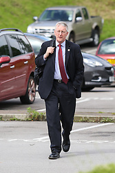 © Licensed to London News Pictures. 02/07/2016. Leeds, UK. Labour MP Hilary Benn arrives for an advice surgery in his constituency of Leeds Central in West Yorkshire. Benn was sacked from the shadow cabinet last week amid claims he was encouraging ministers to resign should leader Jeremy Corbyn ignore a vote of no confidence. Photo credit : Ian Hinchliffe/LNP