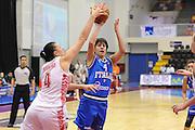 Cile 27/07/2011<br /> Campionato Mondiale Femminile U19<br /> Russia-Italia<br /> nella foto: Francesca Dotto<br /> foto ciamillo-castoria