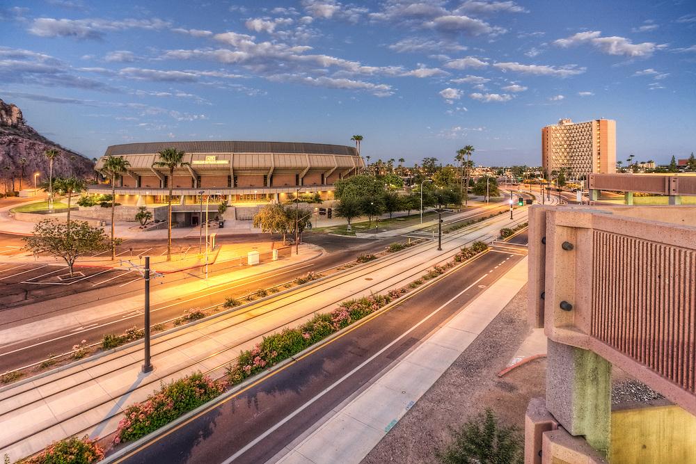 Wells Fargo Arena at Arizona State University, Tempe, Arizona