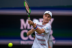 10-06-2019 NED: Libema Open, Rosmalen<br /> Grass Court Tennis Championships / Ugo Humbert (FRA)