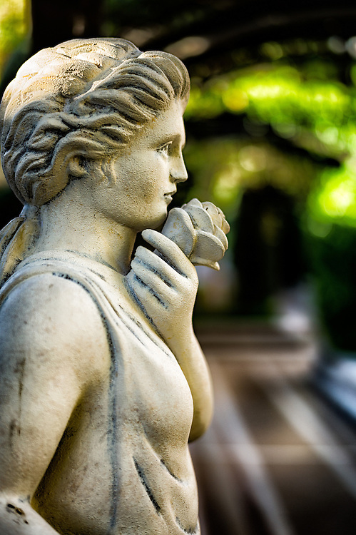 Dynamic and Peaceful - Statues, Sculptures, Busts, and Columns in Elegant Las Vegas.<br /> <br /> Craig W Cutler Photography.<br /> DesignLIFE by Craig W. Cutler Photography.