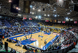 Arena during basketball match between KK Cibona Zagreb (CRO) and Sidigas Avellino (ITA) in Round #3 of FIBA Champions League 2016/17, on November 1, 2016 in Dražen Petrović Basketball Hall, Zagreb, Croatia. Photo by Vid Ponikvar / Sportida