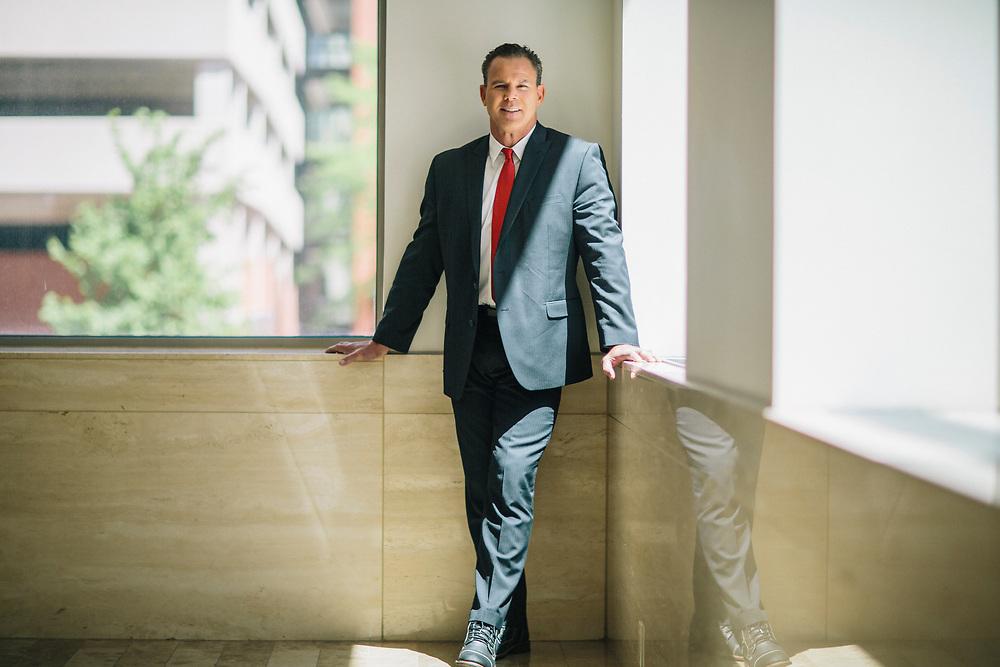 12 May, 2017- Danny Noonan photographed at First National Bank for FNB.