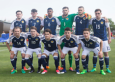 170531 Czech Republic U20 v Scotland U20