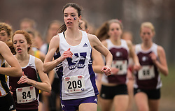 London, Ontario ---2012-11-10--- Amanda Truelove of Western Mustangs  competes at the 2012 CIS Cross Country Championships at Thames Valley Golf Course in London, Ontario, November 10, 2012. .GEOFF ROBINS Mundo Sport Images