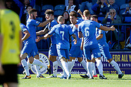 Stockport County FC 2-2 Harrogate Town FC 12.9.17