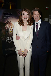 August 9, 2017 - New York, NY, USA - August 9, 2017  New York City..Jeannette Walls and John Taylor attending 'The Glass Castle' film premiere on August 9, 2017 in New York City. (Credit Image: © Kristin Callahan/Ace Pictures via ZUMA Press)