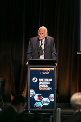 Welcome by Don Telford, Chairman & Michael Kilgariff, Managing Director & CEO, ALC. ALC Forum 2014. Australian Logistics Council. Royal Randwick Racecourse. Sydney. Photo: Pat Brunet/Event Photos Australia