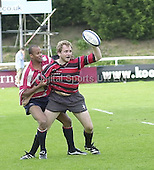 Middlesex Sevens Tournament. Season 2002-03. Held at the Stoop.