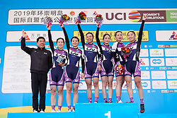 China Liv Pro Cycling are the best Asian team after Tour of Chongming Island 2019 - Stage 3, a 118.4 km road race on Chongming Island, China on May 11, 2019. Photo by Sean Robinson/velofocus.com