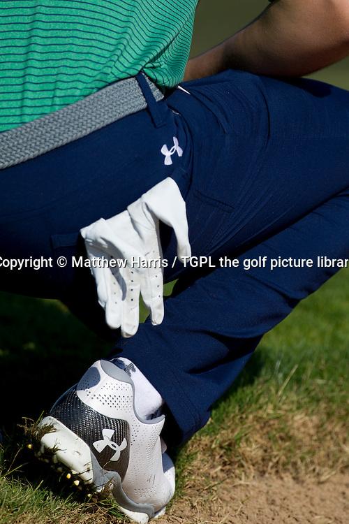 Jordan SPIETH (USA) during first round Abu Dhabi HSBC Golf Championship 2016, Abu Dhabi GC,Abu Dhabi,UAE.