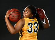 Adelphi University basketball player Jante Bracewell