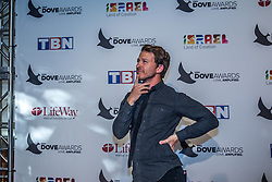October 11, 2016 - Nashville, Tennessee, USA - Mike Donahey from Tenth Avenue North at the 47th Annual GMA Dove Awards  in Nashville, TN at Allen Arena on the campus of Lipscomb University.  The GMA Dove Awards is an awards show produced by the Gospel Music Association. (Credit Image: © Jason Walle via ZUMA Wire)