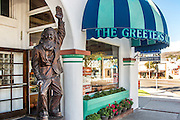 The Greeters Corner Restaurant Laguna Beach California
