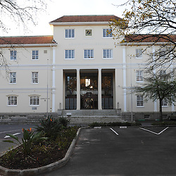 University of Stellenbosch : Admin B. Office of the Rector and Vice Chancellor.<br /> Photo by Roger Sedres