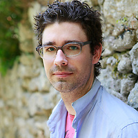 American author Joshua Ferris in Capri for the Conversations, Le Conversazioni, Capri, Campania, Italy. 3 July 2010<br /> <br /> copyright Steve Bisgrove/Writer Pictures<br /> contact +44 (0)20 822 41564<br /> info@writerpictures.com<br /> www.writerpictures.com