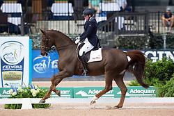 Vermeulen Ciska, BEL, Rohmeo<br /> World Equestrian Games - Tryon 2018<br /> © Hippo Foto - Sharon Vandeput<br /> 18/09/2018