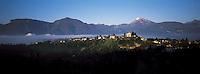 Italie, Toscane, Province de Lucca, Village de Barga // Barga town, Lucca province, Tuscany, Italy