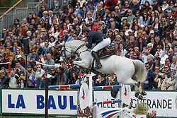 Van Roosbroeck Maurice, (BEL), Cuidam  <br /> Prix S.C.H. La Baule - Cap Atlantique - La Baule 2016<br /> © Hippo Foto - Dirk Caremans<br /> 14/05/16