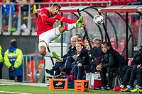 ALKMAAR - 12-09-2017, Jong AZ - Telstar, AFAS Stadion, 2-2, Jong AZ speler Owen Wijndal