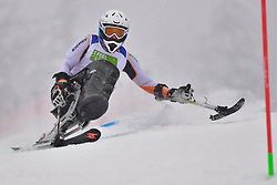 NOLTE Thomas, LW11, GER, Men's Giant Slalom at the WPAS_2019 Alpine Skiing World Championships, Kranjska Gora, Slovenia