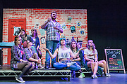 Dress rehearsal of Patience performed by University of Southampton Light Opera Society (LOpSoc) in Harrogate Theatre, Harrogate, England on Thursday 16 August 2018 Photo: Jane Stokes<br /> <br /> Director - Abby Pardoe<br /> Musical Director - Tim Lutton<br /> Choreographer - Clementine Chirol