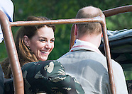 Kate Middleton & Prince William Take Game Drive, Kaziranga