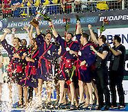 2016 LEN Final Six Champions League Water Polo Men