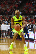 LUBBOCK, TX - DECEMBER 29: King McClure #22 of the Baylor Bears prepares to shoots the ball during the game against the Texas Tech Red Raiders on December 29, 2017 at United Supermarket Arena in Lubbock, Texas. Texas Tech defeated Baylor 77-53. (Photo by John Weast/Getty Images) *** Local Caption *** King McClure