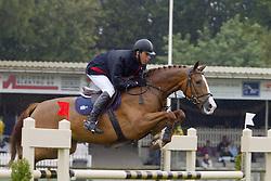 Van Asten Mathijs-Silvane 5jr<br /> KWPN Paardendagen Ermelo 2004<br /> Photo © Hippo Foto