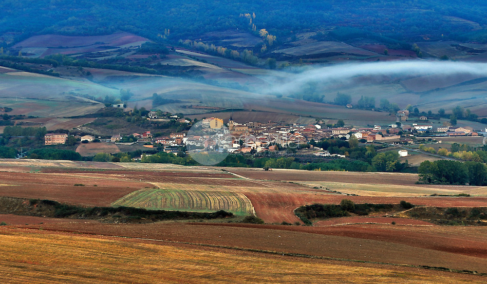 Berceo. La Rioja ©Daniel Acevedo / PILAR REVILLA