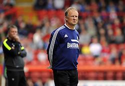 Bristol City Head coach, Sean O'Driscoll  - Photo mandatory by-line: Joe Meredith/JMP - Tel: Mobile: 07966 386802 14/09/2013 - SPORT - FOOTBALL -  Ashton Gate - Bristol - Bristol City V Peterborough United - Sky Bet League One