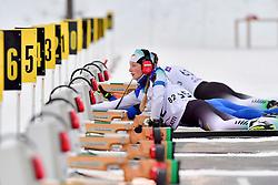 RECKTENWALD Johanna Guide: SCHMIDT Simon, GER, B2 at the 2018 ParaNordic World Cup Vuokatti in Finland
