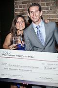Audi awards dinner for Apex at Muriel's Jackson Square Restaurant, New Orleans