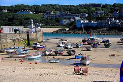 UK CORNWALL ST IVES 10JUN08 - St Ives fishing port in Cornwall, western England...jre/Photo by Jiri Rezac / WWF UK..© Jiri Rezac 2008..Contact: +44 (0) 7050 110 417.Mobile:  +44 (0) 7801 337 683.Office:  +44 (0) 20 8968 9635..Email:   jiri@jirirezac.com.Web:    www.jirirezac.com..© All images Jiri Rezac 2008 - All rights reserved.