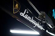 March 16-18, 2017: Mobil 1 12 Hours of Sebring. Lamborghini pit equipment