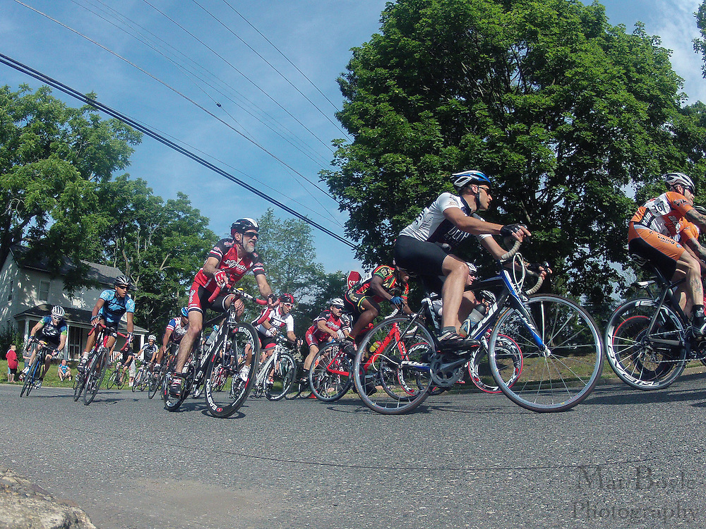 2012 June 9: Pitman, NJ:  Third annual Bob Riccio Tour De Pitman - 4 & 5 race. (photo / Mat Boyle)