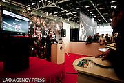 Incontournable dans la Galaxy Foot, le PSG tient à son standing en proposant aux visiteurs un jeu façon question pour un champion !
