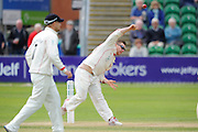Lancashire's Steven Croft during the Specsavers County Champ Div 1 match between Somerset County Cricket Club and Lancashire County Cricket Club at the County Ground, Taunton, United Kingdom on 3 May 2016. Photo by Graham Hunt.